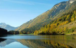 Photographie de paysages - Lac de Montriond