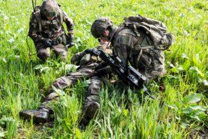 Photographie de reportage - Armées