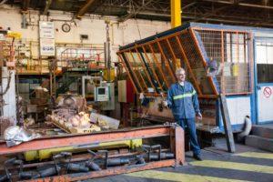 Reportage photographique industrie - Compagnie Alpine Aluminium