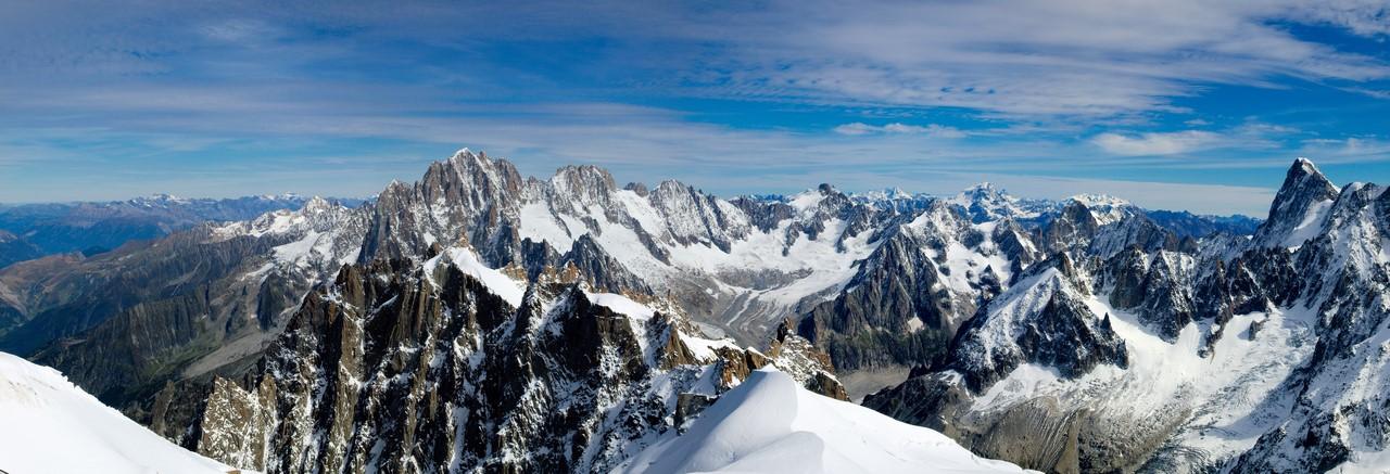 Photographie de paysages - Chamonix