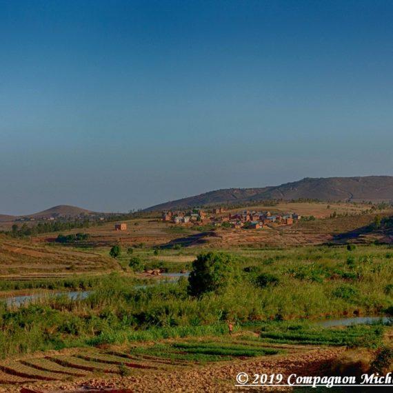 Paysages et couchers de soleil Madagascar